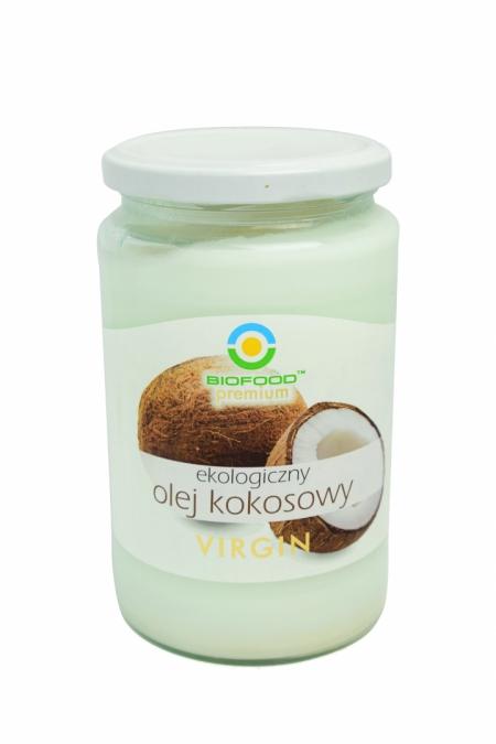 Olej kokosowy VIRGIN