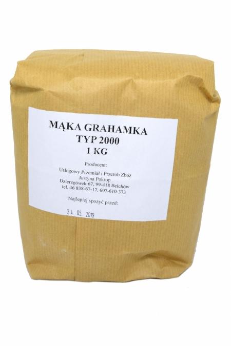 Mąka grachamka 2000